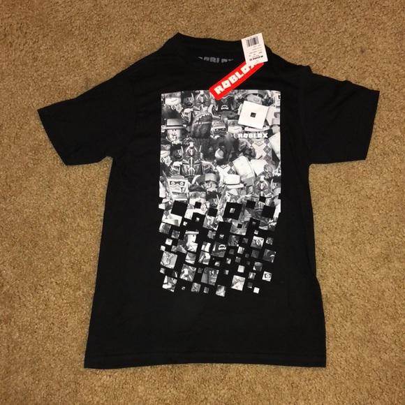 Roblox Shirts Tops Completely New Tshirt Poshmark